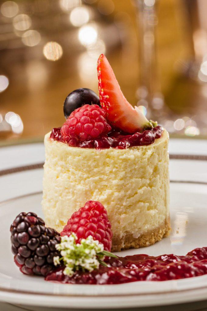 Villa Bisutti Cheesecake de Frutas Silvestres