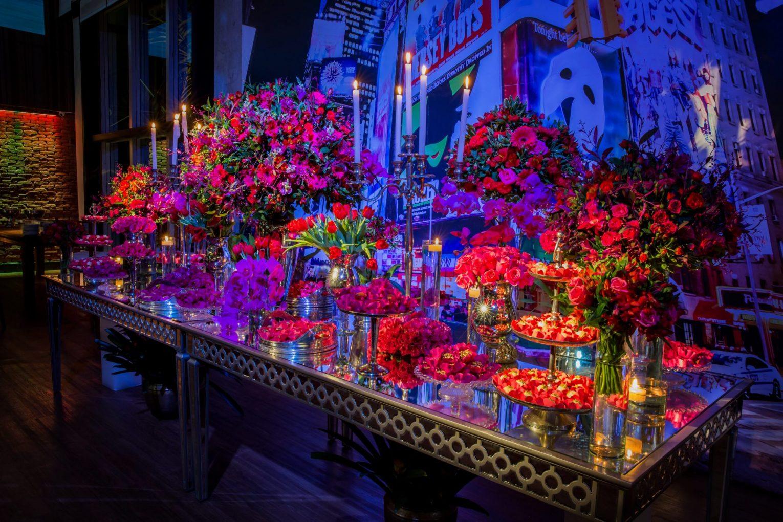 mesa de doces temática