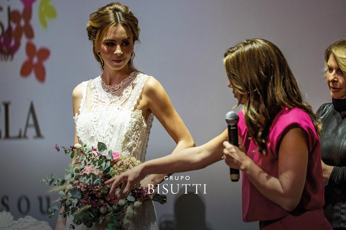 Mariana Bassi fala sobre Buquês
