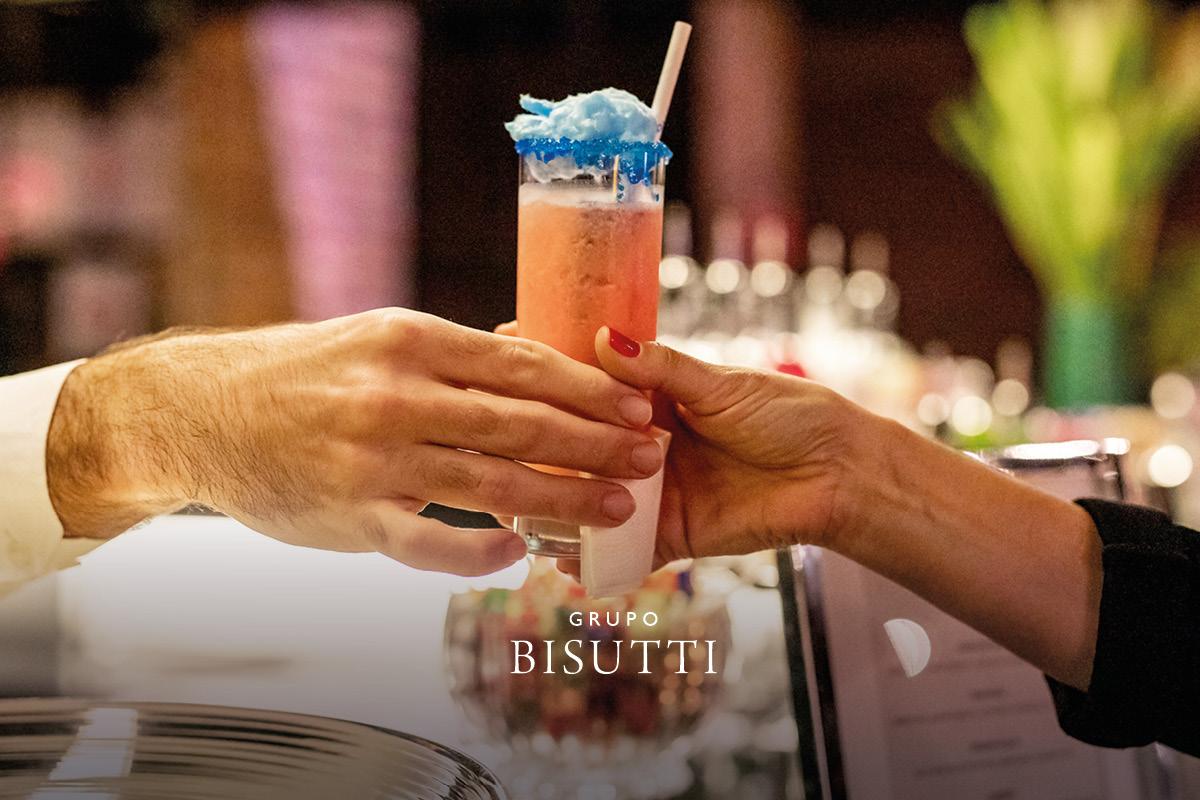 Deguste os melhores drinks
