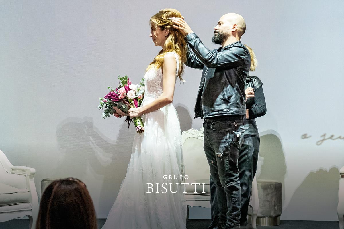 Sandro Dessou, o queridinho das noivas