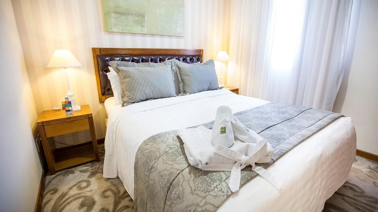 Proporcione conforto aos convidados horas antes da grande festa!