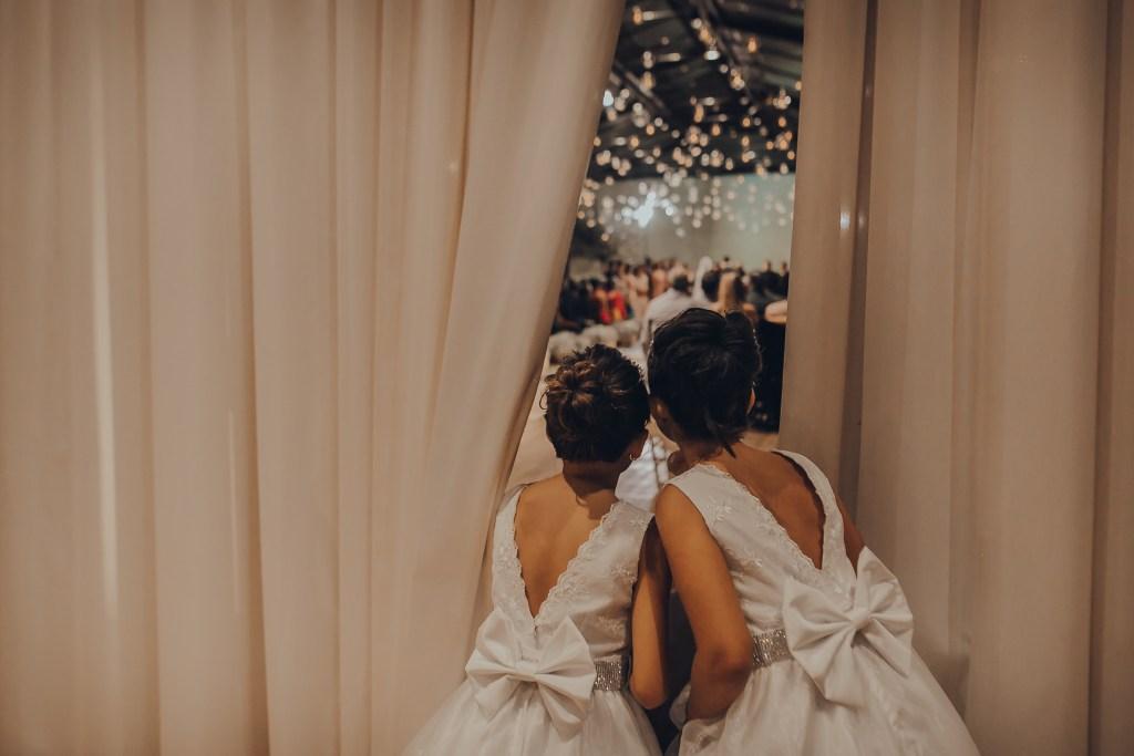 daminhas de casamento