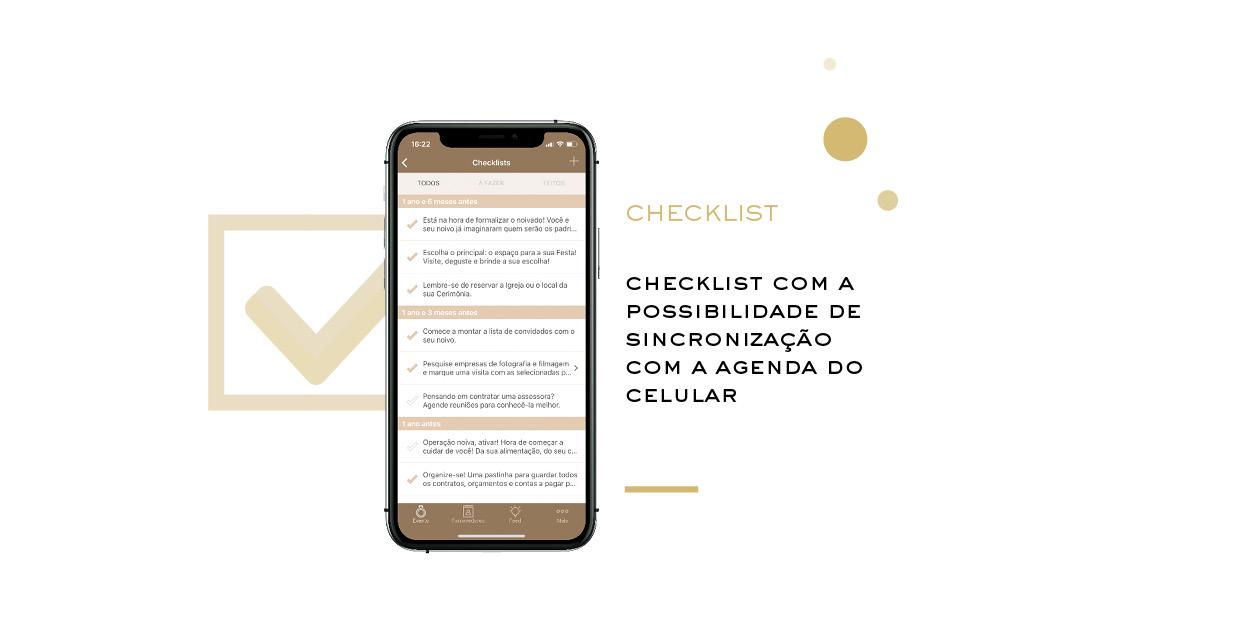 Checklist para seu planejamento