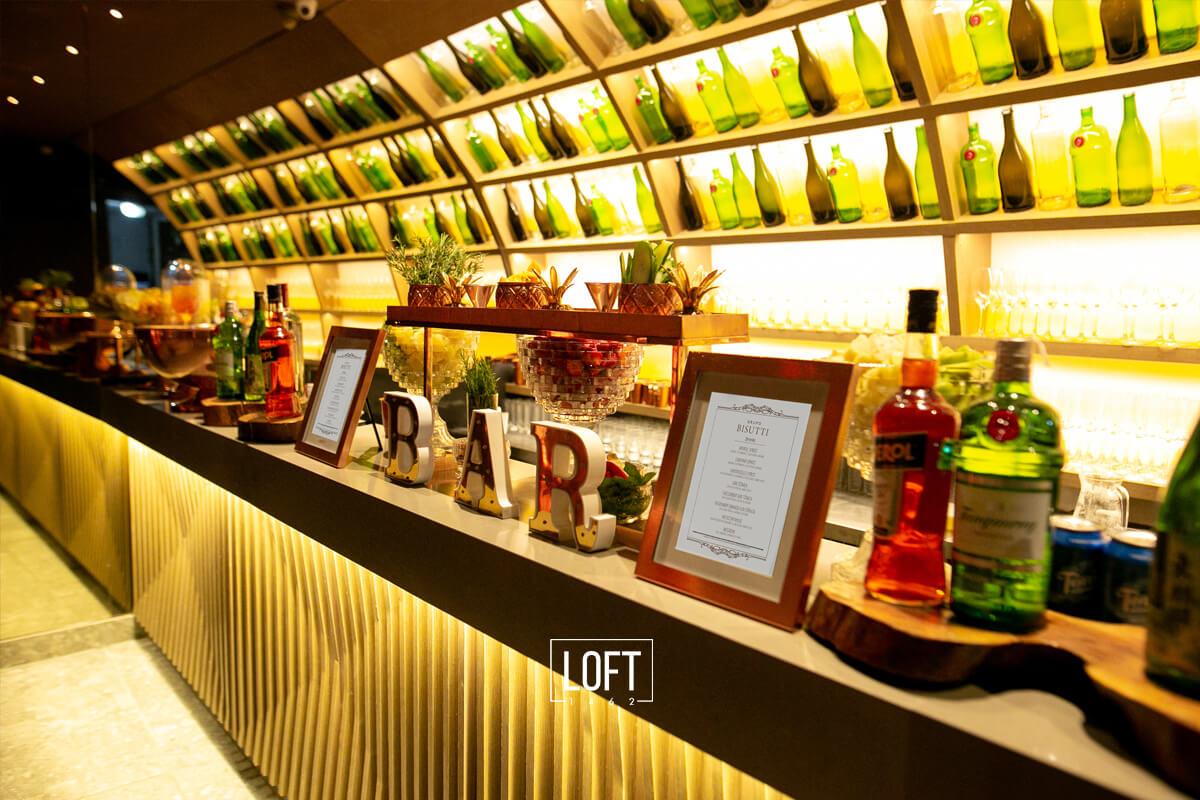 Bar especial para o seu evento