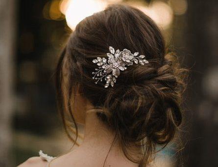Acessórios de cabelo de noiva: modelos e dicas!