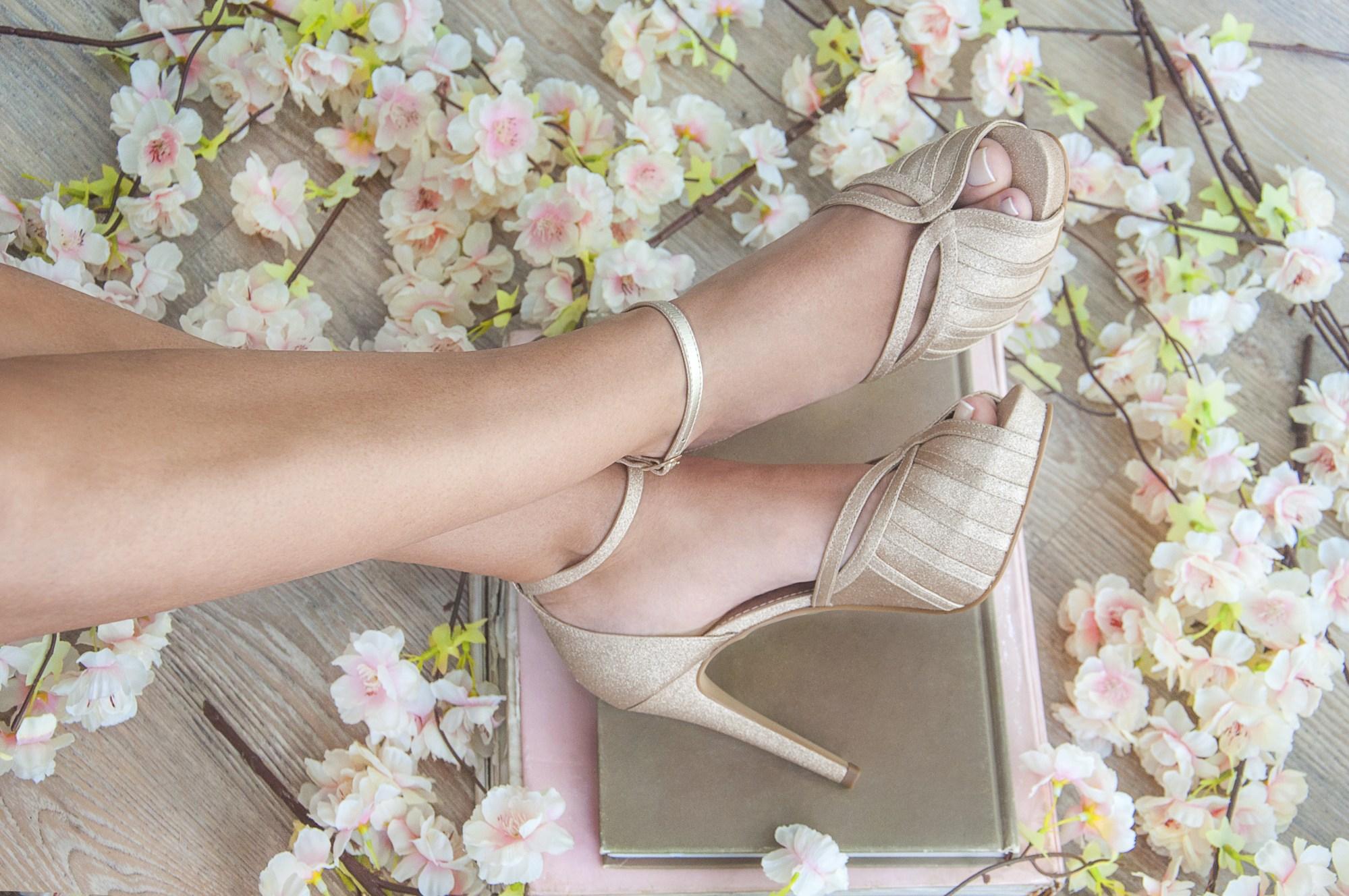 Escolha o sapato ideal para a sua Festa de 15 anos