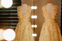 Vestido inspirado na Bela e a Fera