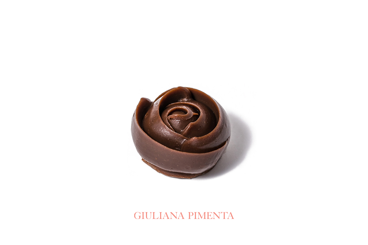 Rosa de Chocolate